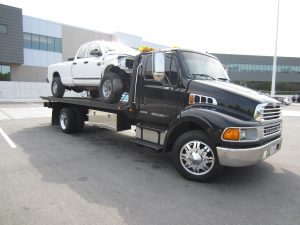 ancaster tow truck