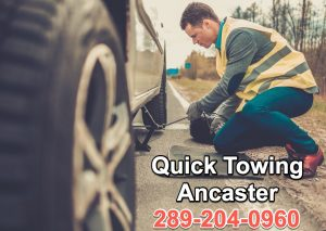 quick towing ancaster - roadside assistance
